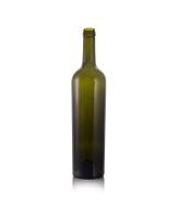 750ml KALEO CM and BVS Reverse Taper Wine Bottle (1176 per pallet)